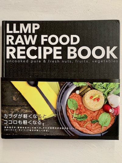 LLMP Raw Food recipe book