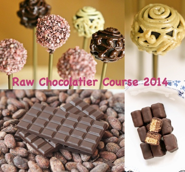 raw chocolatier 2014
